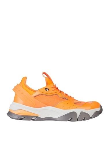 Calvin Klein Calvin Klein Erkek Turuncu Sneaker Oranj